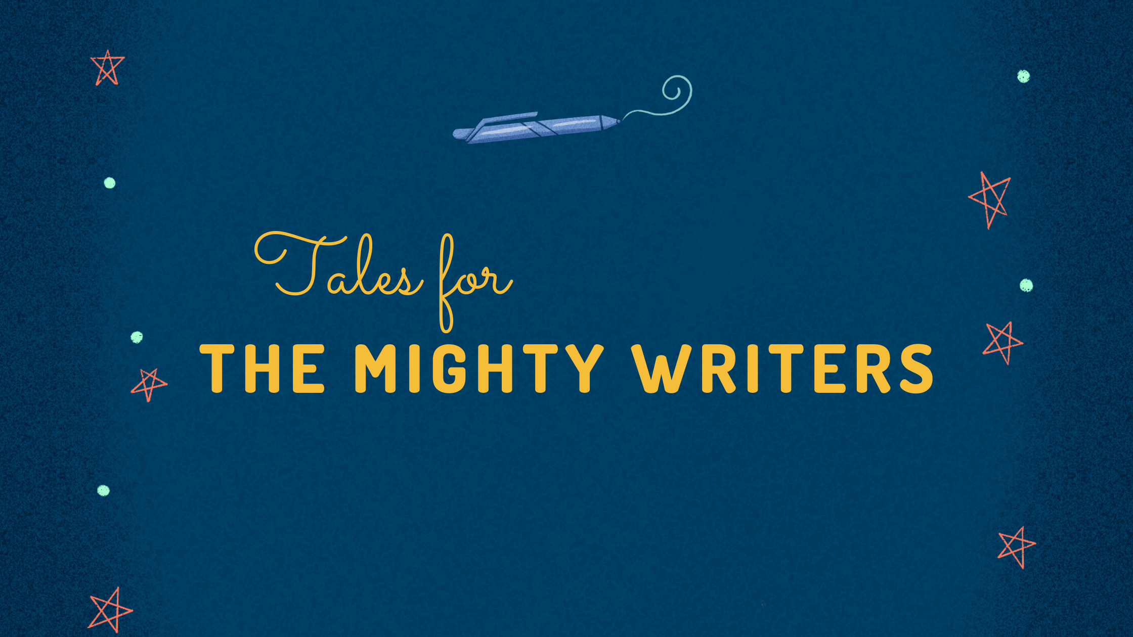 Takes for The Mighty Writers
